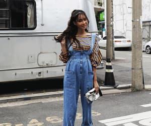 asian fashion, gif, and kfashion image