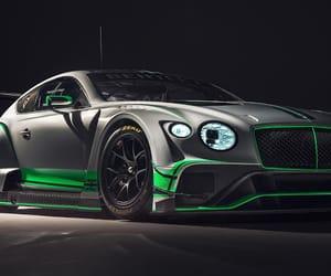 car, gt3, and Bentley image