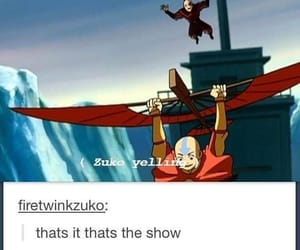 avatar, funny, and zuko image