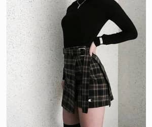 dress, skirt, and fashion image