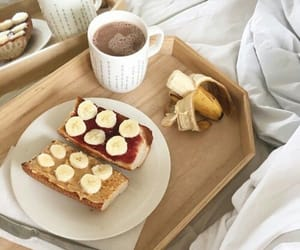 coffee, breakfast, and drink image