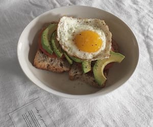 aesthetic, egg, and healthy image
