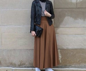 clothes, fashion, and hijab style image