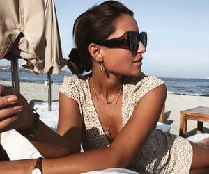 beautiful, money, and sunglasses image