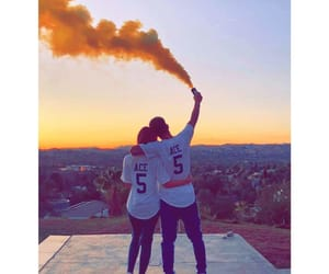 Algeria, girlfriend, and smoke image