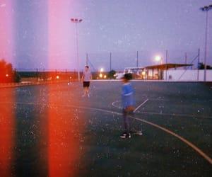 game, Basketball, and huji cam image
