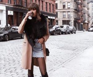 bangs, fashion, and stylish image
