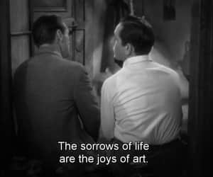 art, sadness, and soul image