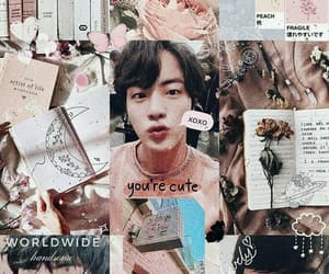 aesthetics, k-pop, and collages image