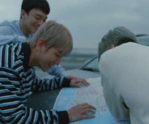 exo, xiumin, and byun baekhyun image