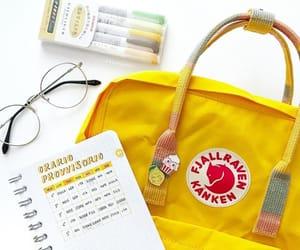 article, school, and school supplies image