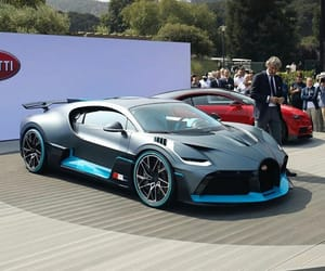 bugatti, front, and luxury image