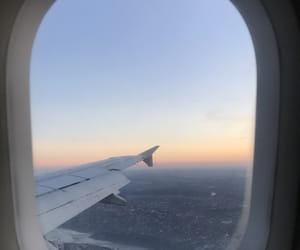adventures, planes, and blue image