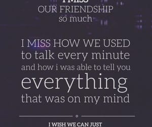 friendship, quotes, and life image