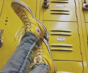 yellow and aeshetic image