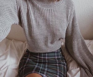 aesthetic, inspiration, and sweater image