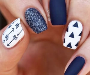 manicure, arianagrande, and nails image