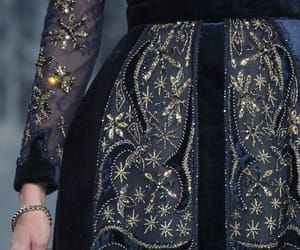 black, details, and Couture image