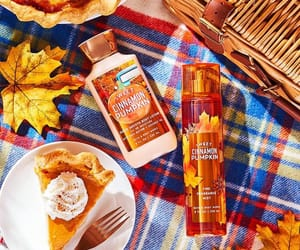 aesthetics, fragrance, and fall image