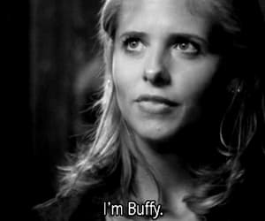 smg, btvs, and buffy image