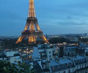 beautiful, france, and light image
