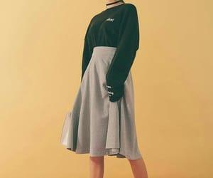 fashion, style, and koreangirl image