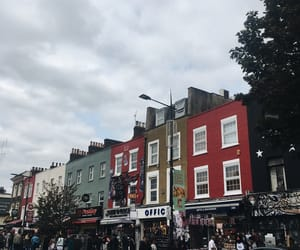art, camden town, and london image