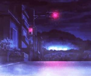 aesthetic, anime, and gif image