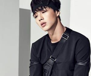 handsome, koreanfashion, and koreanactor image