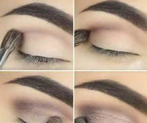beuty, make up, and eyes image