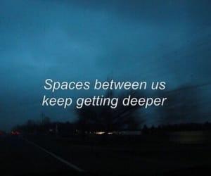 deep, love, and night image