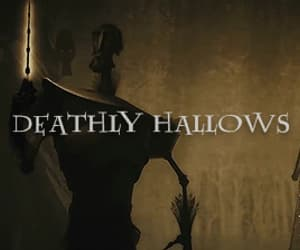 deathly hallows, gif, and harry potter image