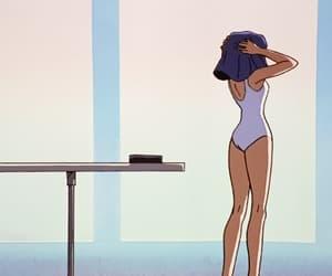 90s, gif, and animes image