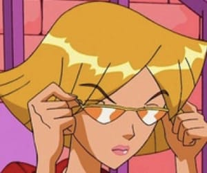 cartoon, vintage, and totally spies image