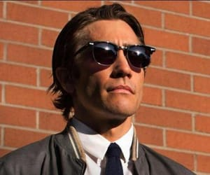jake gyllenhaal, movie, and sunglasses image