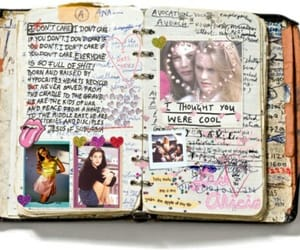 90s, notebook, and quotes image