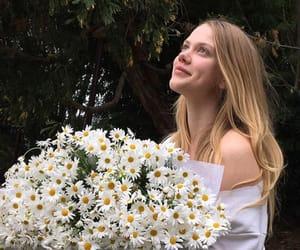 amazing, blonde, and flower image