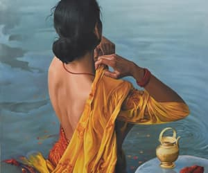art, india, and kamal image
