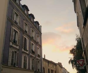 building, europe, and paris image