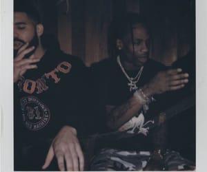 rapper, Drake, and astroworld image