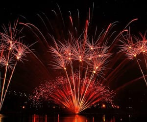 canada, fireworks, and photography image