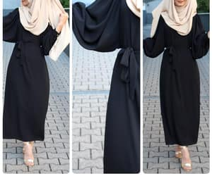casual, hijab, and modesty image