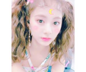 baby girl, kpop, and pink image