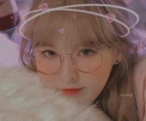 girl, kpop, and theme image