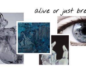 aesthetics, eye, and grey image