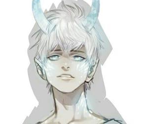 boy, demons, and original image