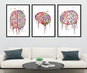 anatomy, etsy, and prints image