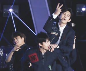 sehun and chanyeol. exo image