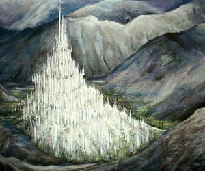 tolkien, silmarillion, and gondolin image