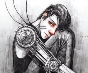 art, anime boy, and boy image